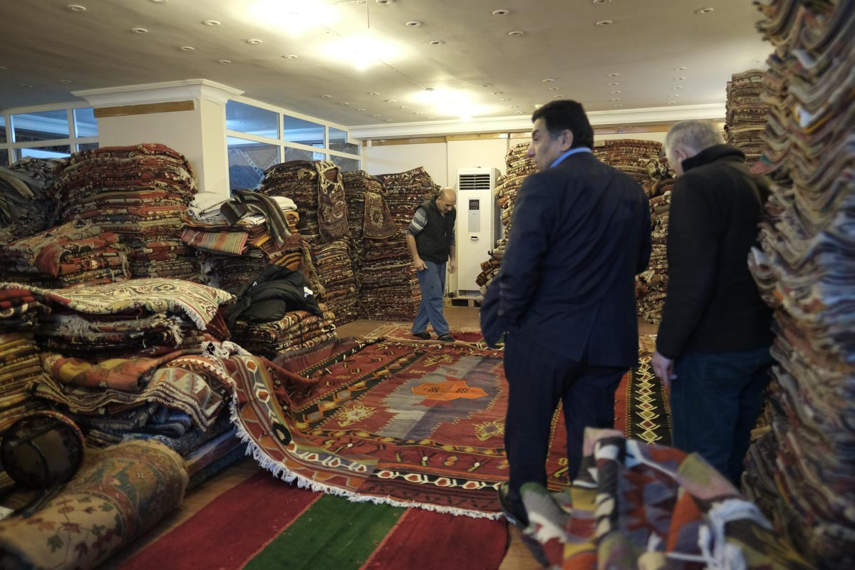 Turkish Rugs In Istanbul The Best